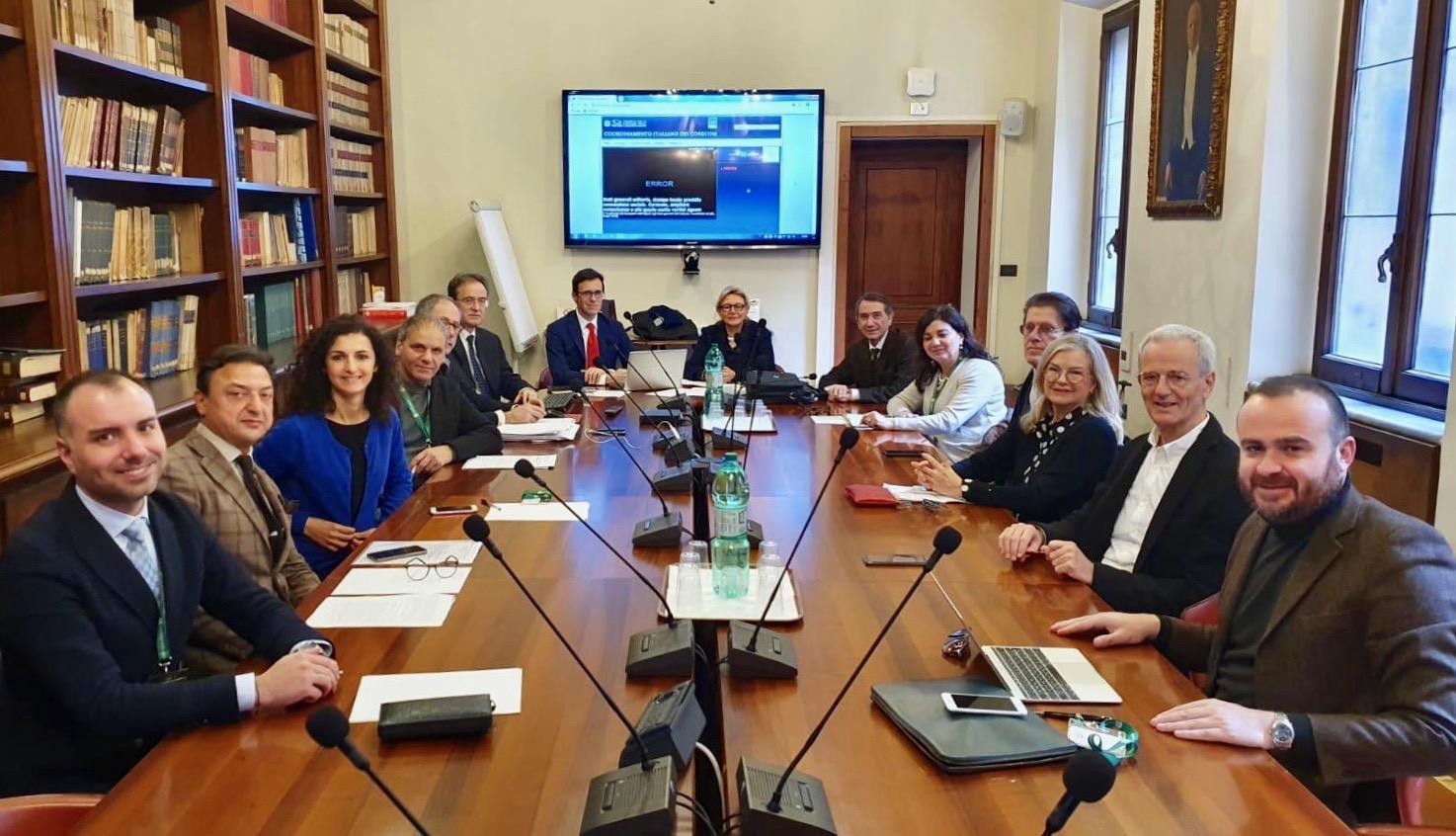 Corecom: Alessandro De Cillis alla guida del coordinamento nazionale