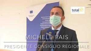 Il Presidente Pais a Bruxelles  al Comitato europeo delle Regioni